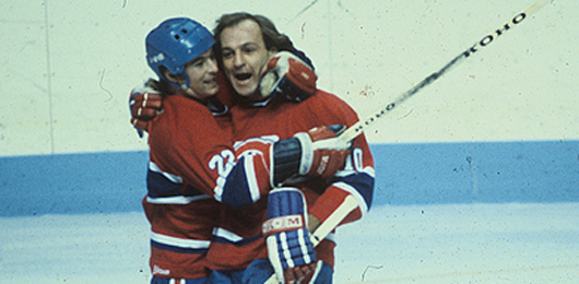 The top-seeded '76-'77 Canadiens are now one win away from reaching the Ultimate NHL Final.    via canadiens.nhl.com
