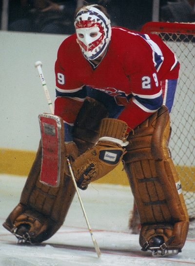 Montreal's goaltender Ken Dryden's second shutout of the tournament gives the Canadiens a 2-1 lead in their Semifinal series against the Boston Bruins.