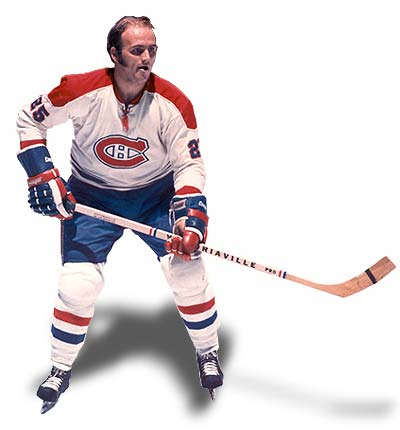 Montreal Canadiens legend Jacques Lemaire brought both toughness and a scoring touch to Game 2 of the Ultimate NHL Final.    via legendsofhockey.net