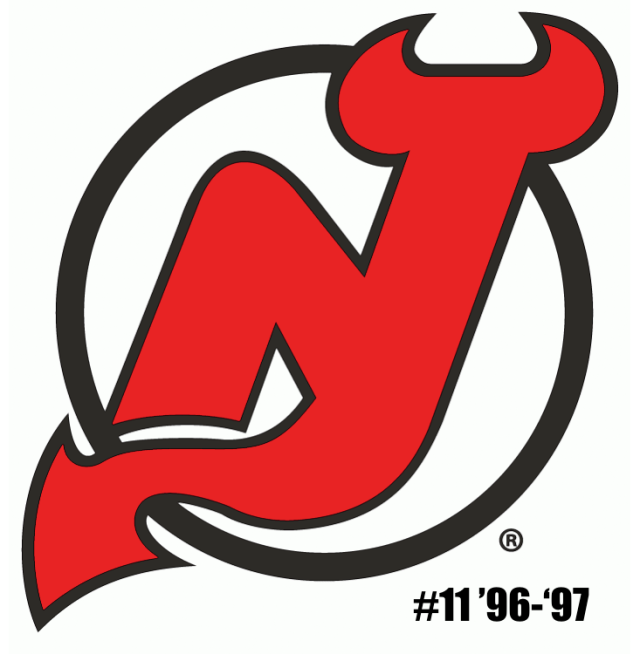 The 11th seed in the inaugural Ultimate NHL Playoff, the '96-'97 New Jersey Devils.