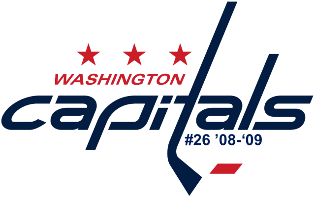 The #26 seed in the inaugural Ultimate NHL Playoff, the '08-'09 Washington Capitals.
