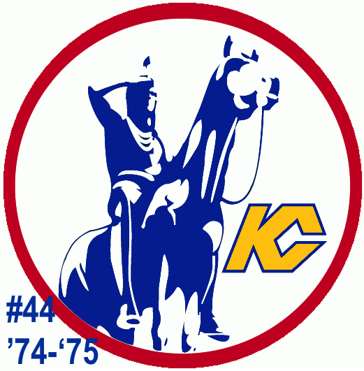 The 44th-seeded '74-'75 Kansas City Scouts!