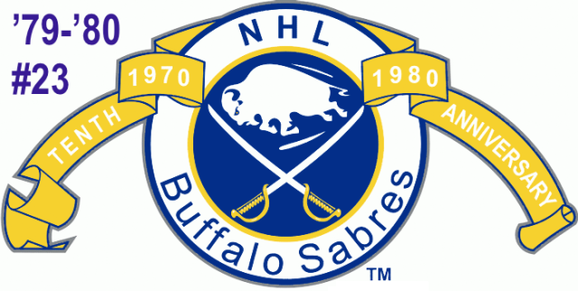 The 23rd seed in the inaugural Ultimate NHL Playoff, the '79-'80 Buffalo Sabres.