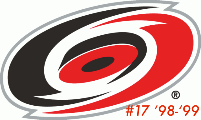 The 17th seed in the inaugural Ultimate NHL Playoff, the '98-'99 Carolina Hurricanes.