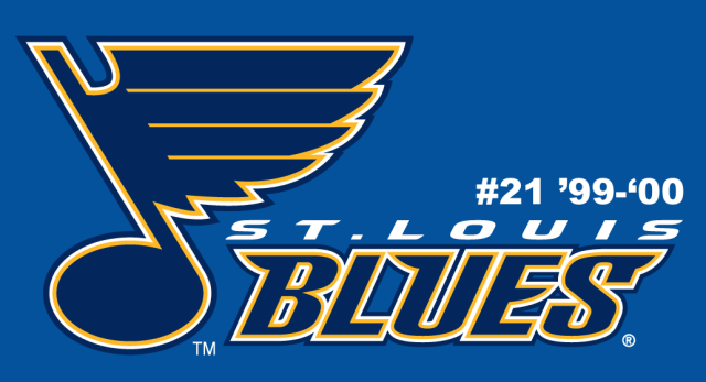 The 21st seed of the inaugural Ultimate NHL Playoff, the '99-'00 St. Louis Blues.