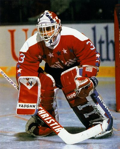 don beaupre '89-'90 capitals