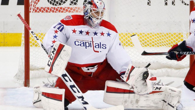 braden holtby '14-'15 Capitals