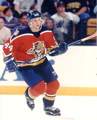 rob niedermayer '95-'96 panthers