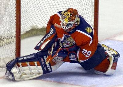 mike vernon '99-'00 panthers