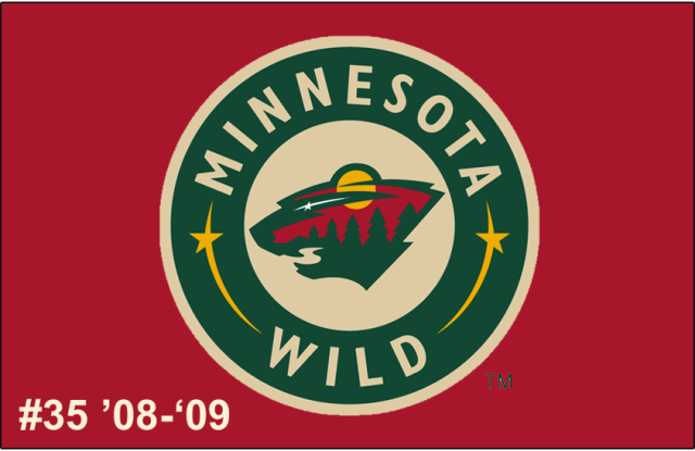 The 35th-seeded '08-'09 Minnesota Wild