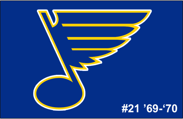The 21st-seeded '69-'70 St. Louis Blues