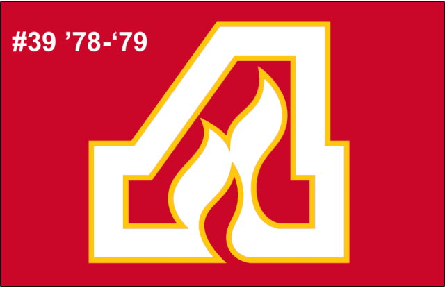 The 39th-seeded '78-'79 Atlanta Flames