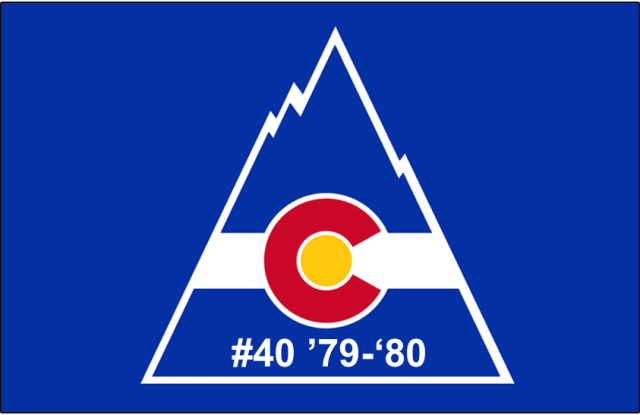 The 40th-seeded '79-'80 Colorado Rockies