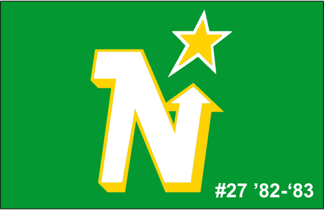 The 27th-seeded '82-'83 Minnesota North Stars