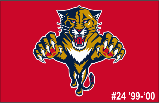 The 24th-seeded '99-'00 Florida Panthers