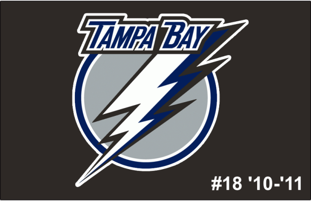 The 18th-seeded '10-'11 Tampa Bay Lightning