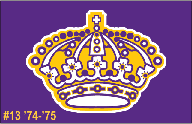 The 13th-seeded '74-'75 Los Angeles Kings