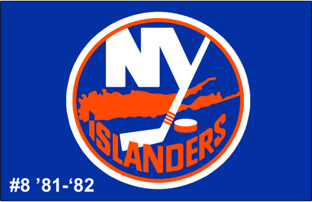 The 8th-seeded '81-'82 New York Islanders