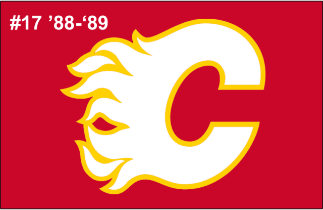 The 17th-seeded '88-'89 Calgary Flames