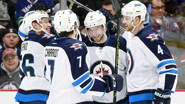 Burmistrov's OT winner in Game 6 clinches a berth in the UNP for the '15-'16 Jets (via jets.nhl.com)