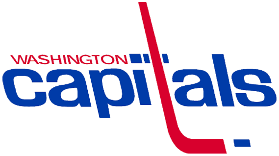 The Capitals franchise has now had three different representatives in the three Ultimate NHL Playoffs. (via sportslogos.net)